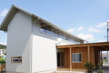 「ナカニワの家」施工事例を更新!