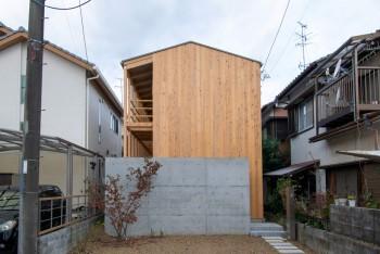 「列柱の家」施工事例を更新!