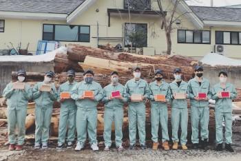 飛騨高山高校の生徒と商品開発を行いました!
